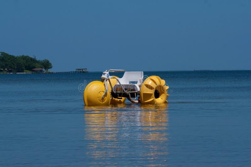Water Trike royalty-vrije stock foto