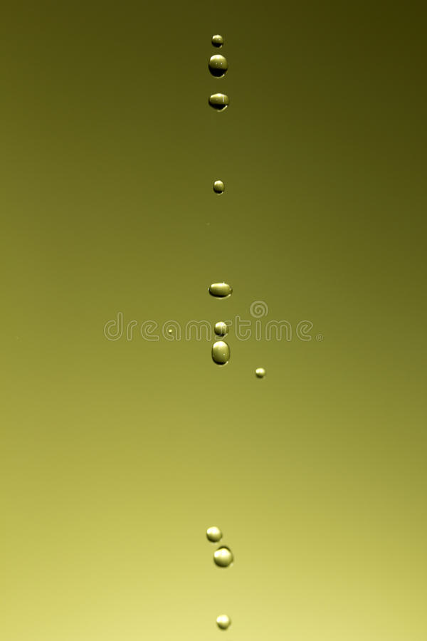 Water, waterdalingen stock foto