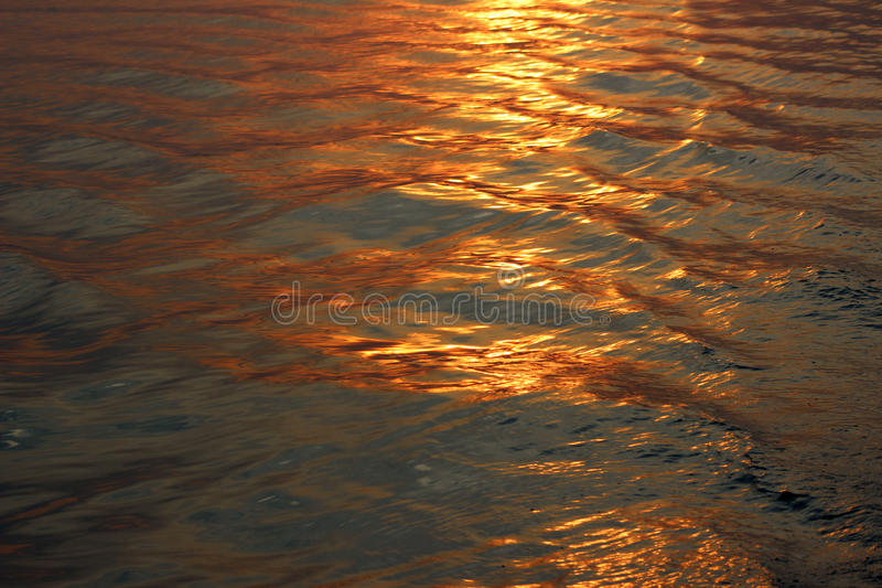Water waves stock photography