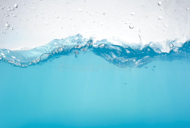 Download Water waves isolated stock photo. Image of healthy, drink - 16328648