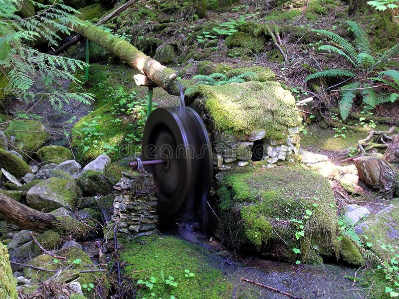 Water Wheel Free Stock Photography