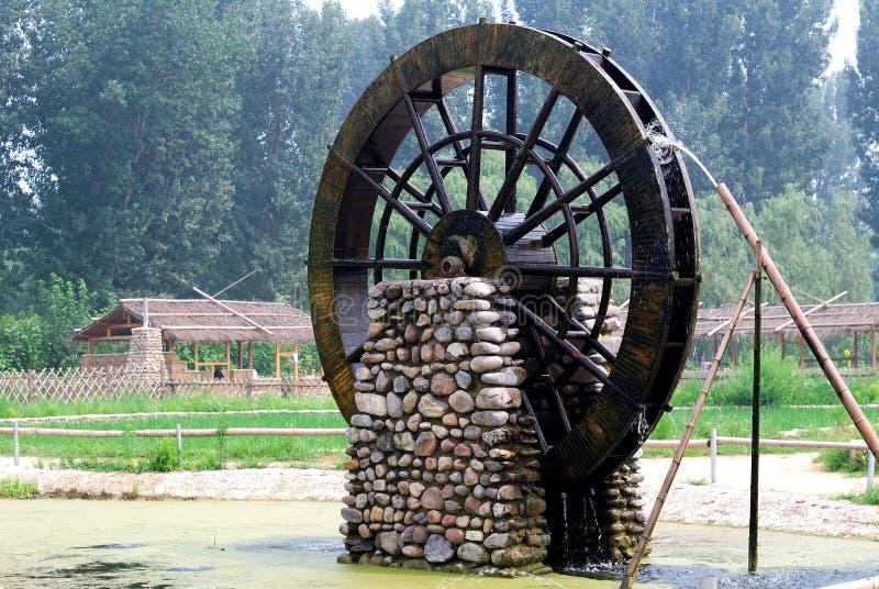 Water Wheel Royalty Free Stock Photo