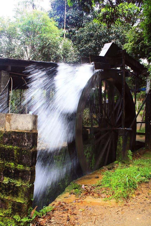 Free Water Wheel Stock Photography - 7969382