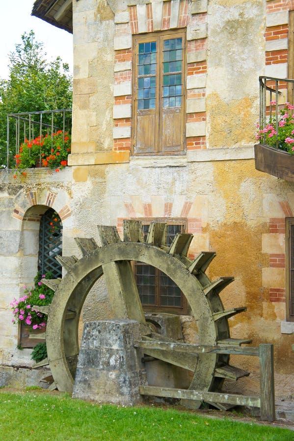 Free Water Wheel, Versailles Queen S Hamlet Royalty Free Stock Images - 22722759