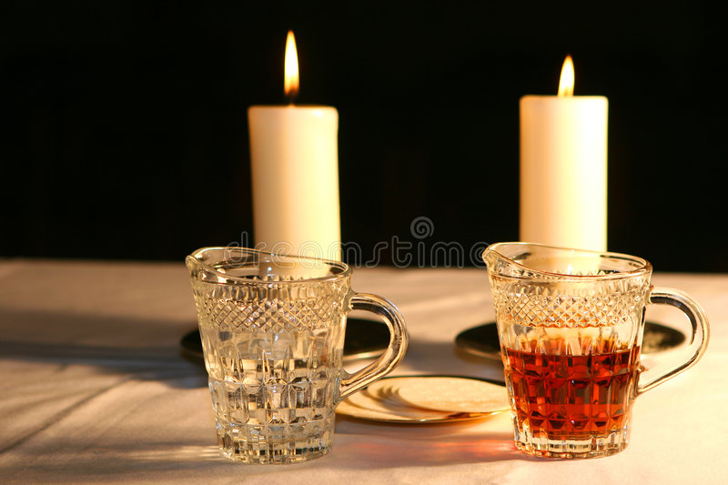 Download The water and wine stock image. Image of mass, calm, eucharist - 462405