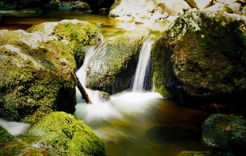 Waterall royaltyfria foton