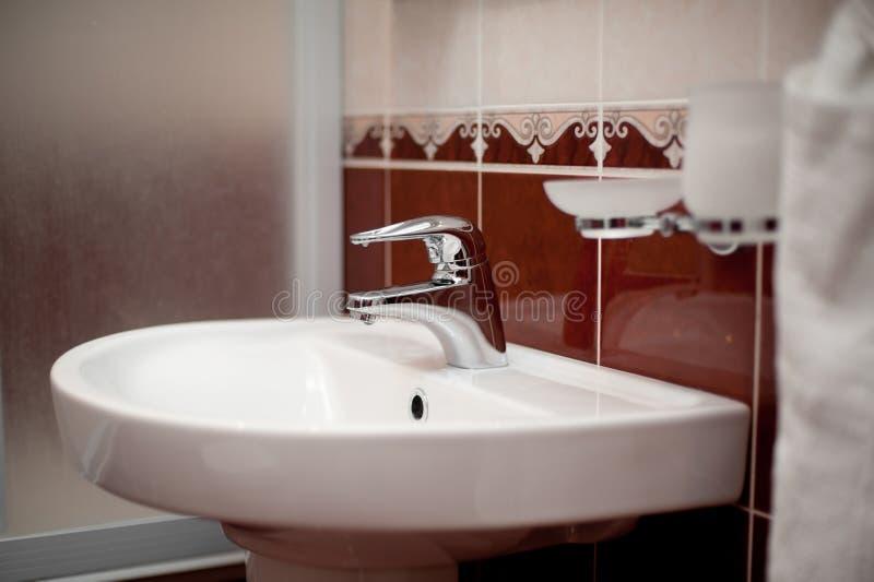 Waterbasin royalty free stock photo