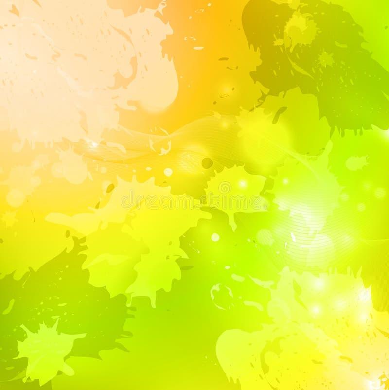 watercolor ανασκόπησης απεικόνιση αποθεμάτων
