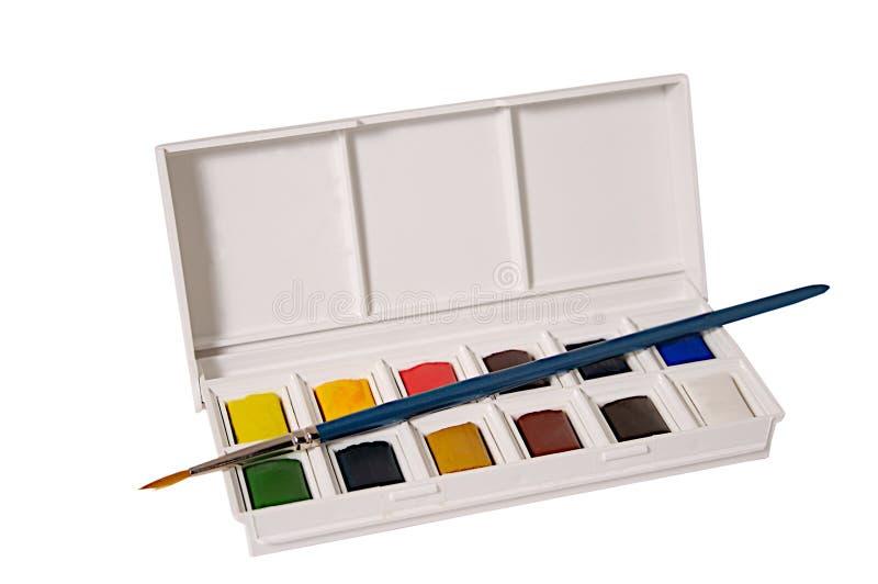 Watercolor royalty free stock photos