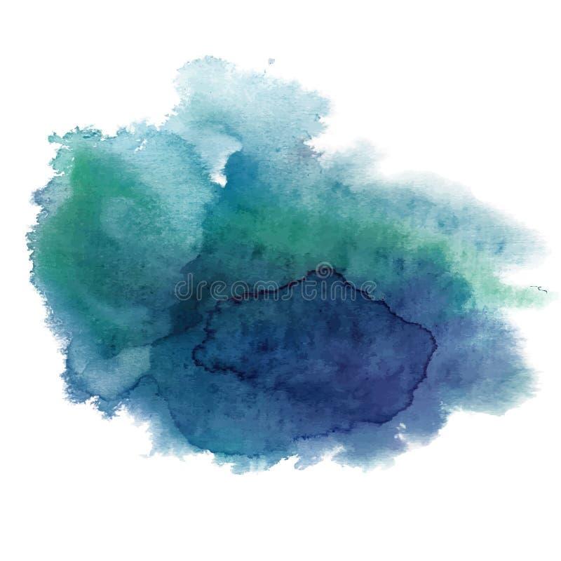 Watercolor απεικόνιση αποθεμάτων