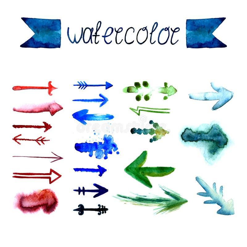 watercolor lizenzfreie abbildung