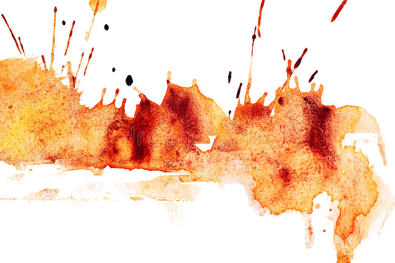 Watercolor abstract background royalty free stock image