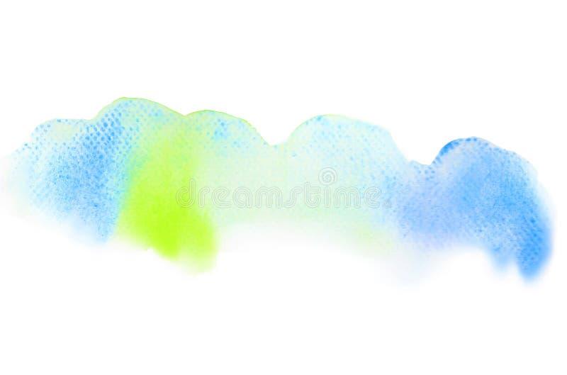 Watercolor art brush texture background stock photos