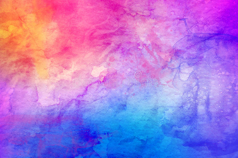 Watercolor Background royalty free illustration