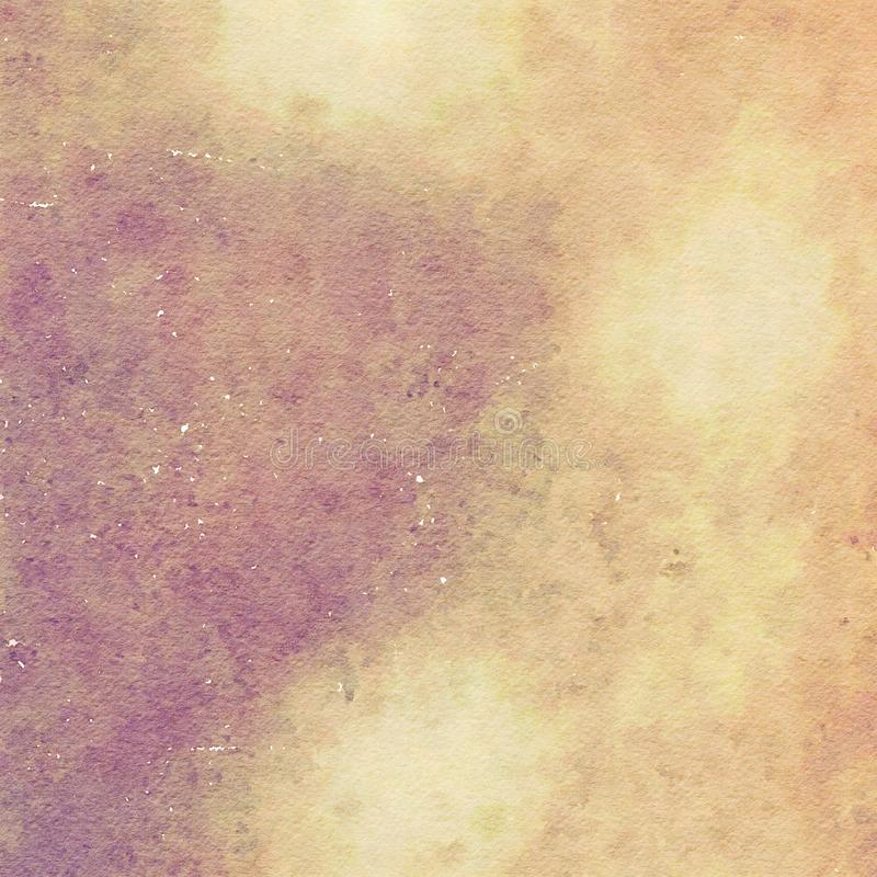 Free Watercolor Background Earthy Colors Stock Image - 57898011
