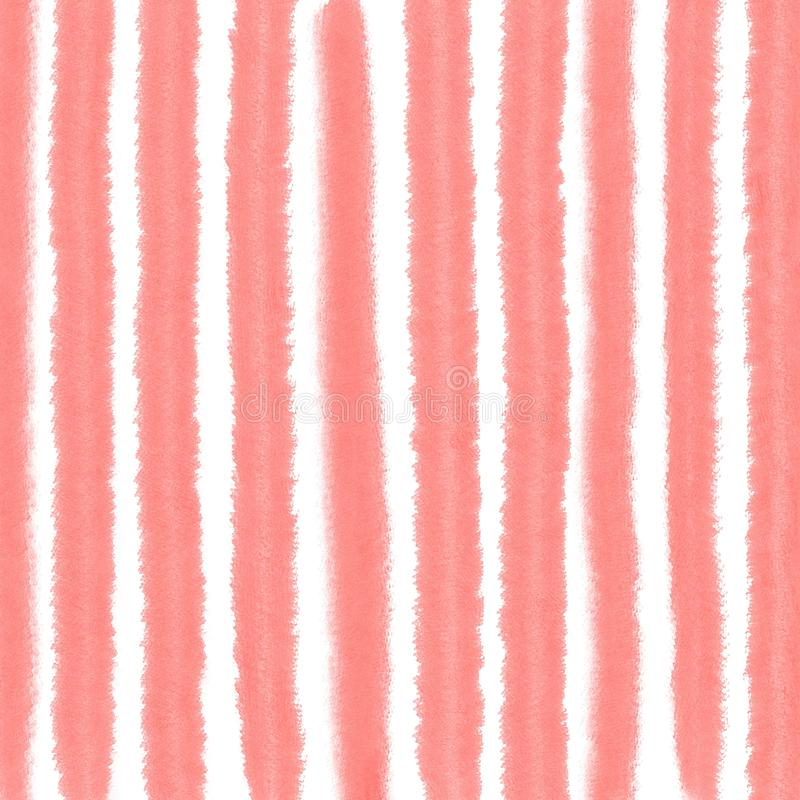 Watercolor Background, Watercolor stripes, Watercolor Texture, Wallpaper, for printing, design of cases and other surfaces.. Watercolor Background, Abstract royalty free illustration