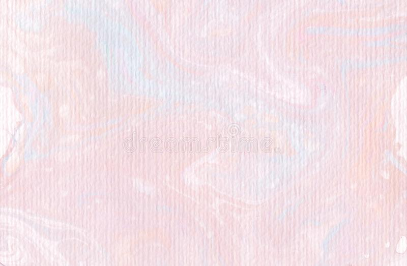 Watercolor background texture soft pink - abstract morning light. Watercolor background texture soft pink - abstract morning light stock illustration