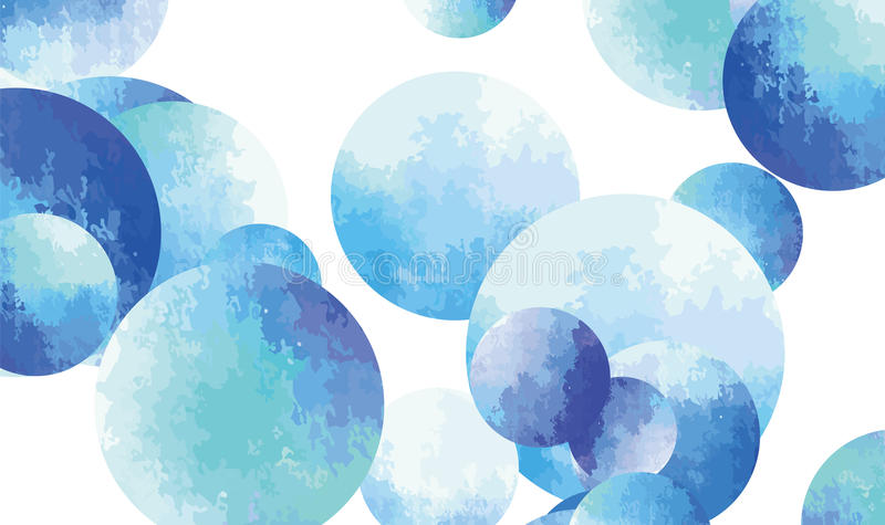 Watercolor background. stock illustration