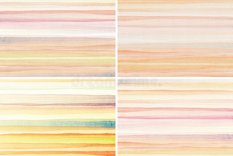 Download Watercolor backgrounds stock illustration. Image of brush - 23448455