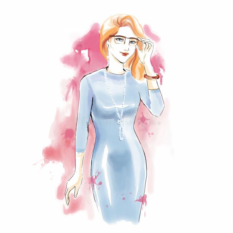 Draw Office Dress