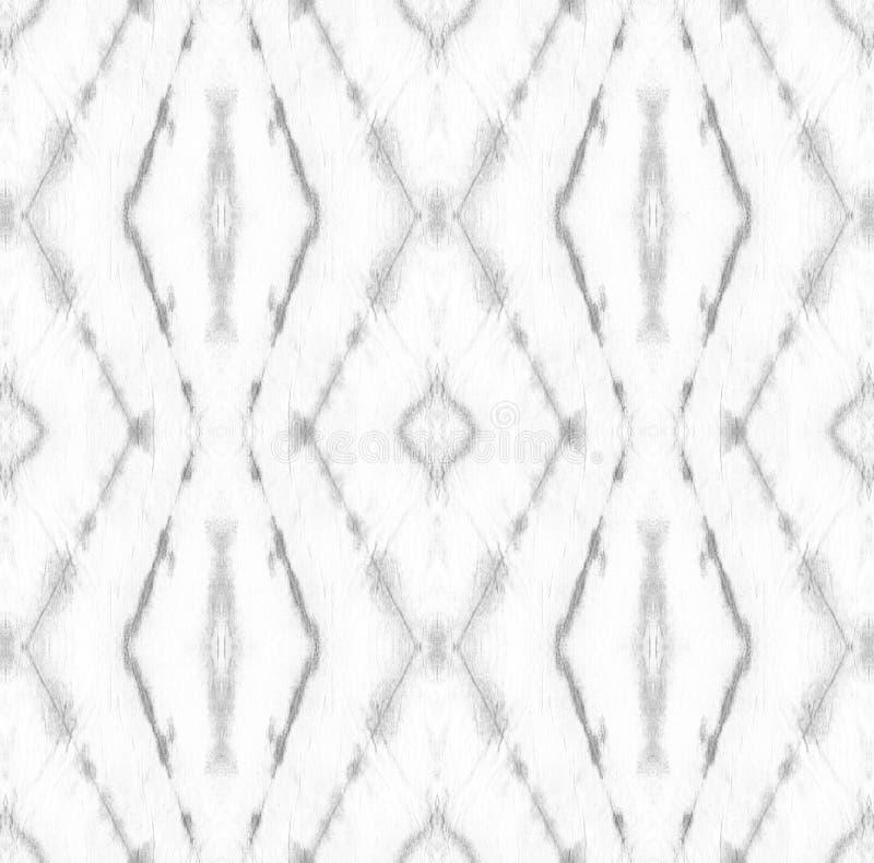 Tie Dye Pattern. Watercolor hand drawn batik. Summer ink japan illustration. Handmade watercolour shirt tie dye pattern. Aztec kaleidoscope texture. Black and vector illustration