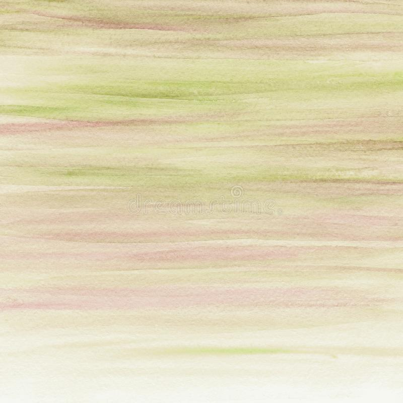 Abstract watercolor pastel background. Watercolor paint. Watercolor texture stock photography