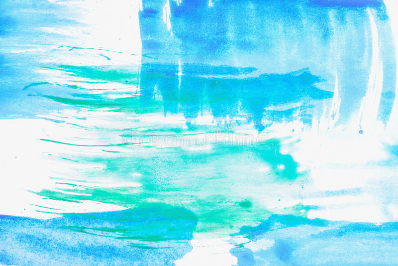 Watercolor paper. Art background. watercolor paper structure. abstract paint strokes. creative drawing process- painting artwork. abstract art. artwork stock images