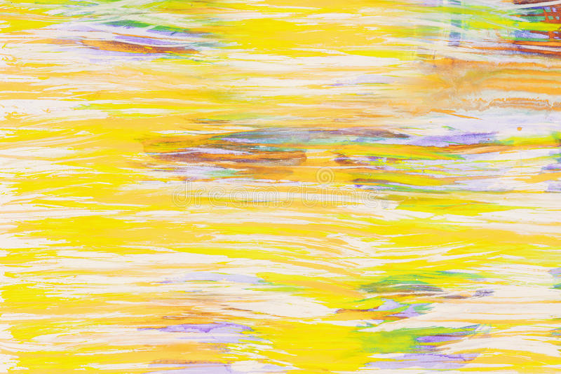 Watercolor paper. Art background. watercolor paper structure. abstract paint strokes. creative drawing process- painting artwork. abstract art. artwork royalty free stock photos