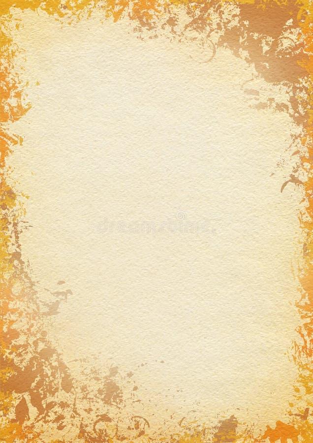Watercolor paper texture