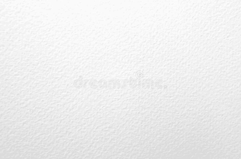 Watercolor paper texture stock illustration