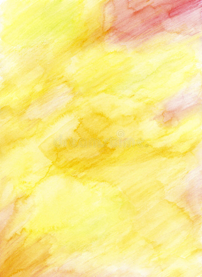 Free Watercolor Pencil Hand Painted Background Royalty Free Stock Photos - 29244198