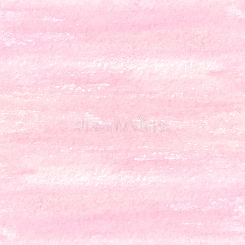 Watercolor pink grunge texture for your design stock photography