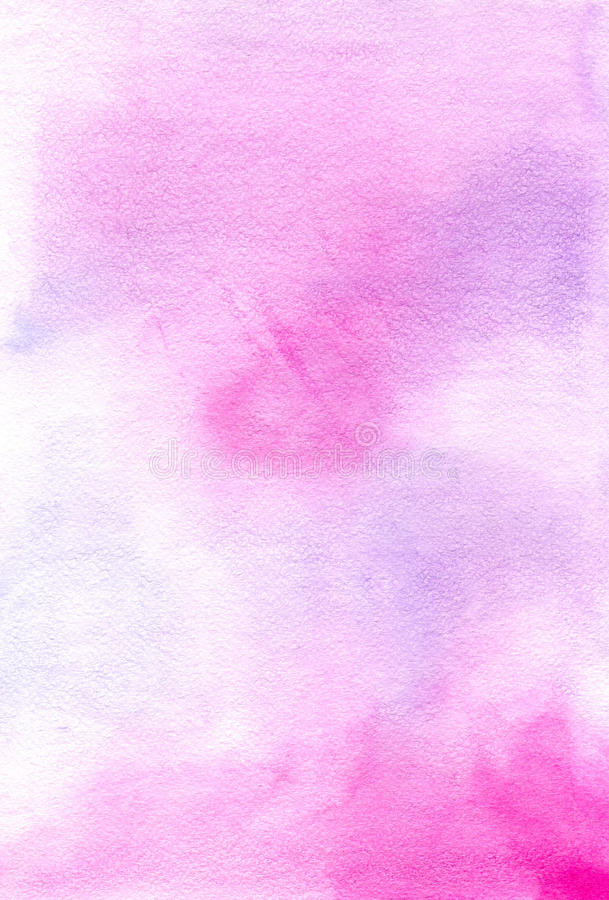 Free Watercolor Pink Hand Painted Background Royalty Free Stock Image - 29244236