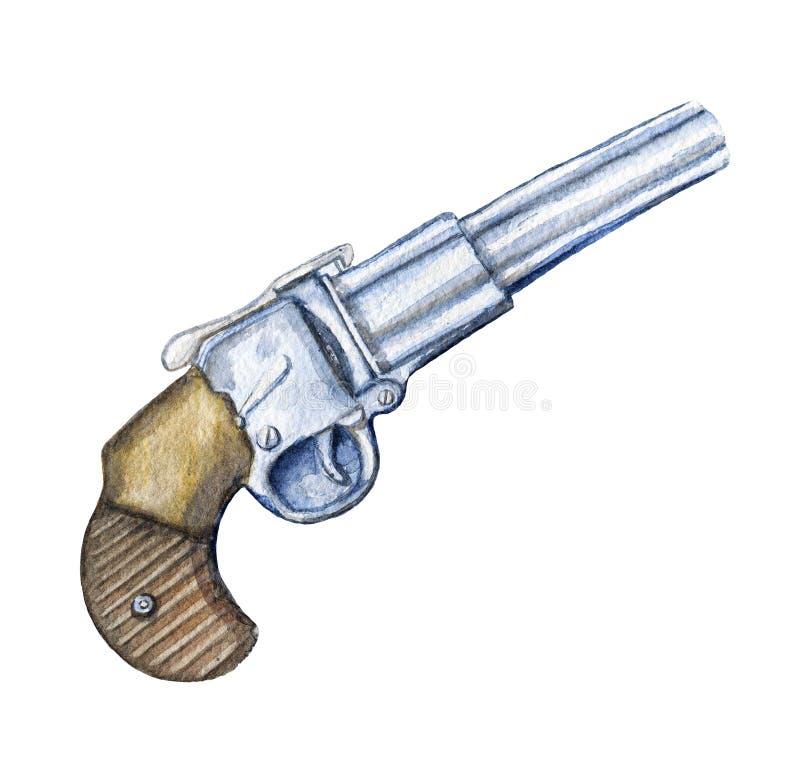 Derringer Pistol Stock Illustrations – 18 Derringer Pistol Stock