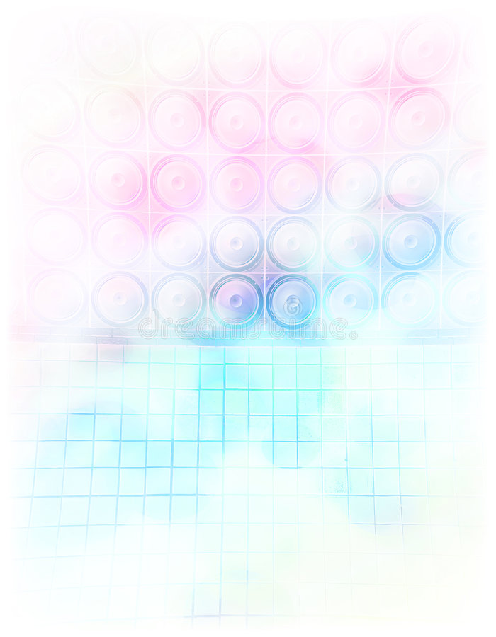 Download Watercolor Speaker Wall stock photo. Image of nite, pastel - 8305332