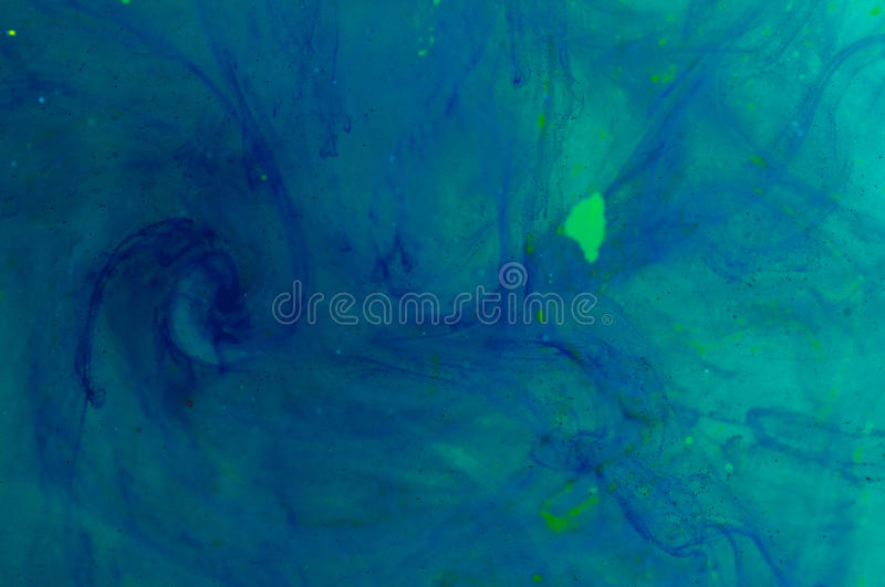Download Watercolor water stock image. Image of blue, flow, pigment - 16757053