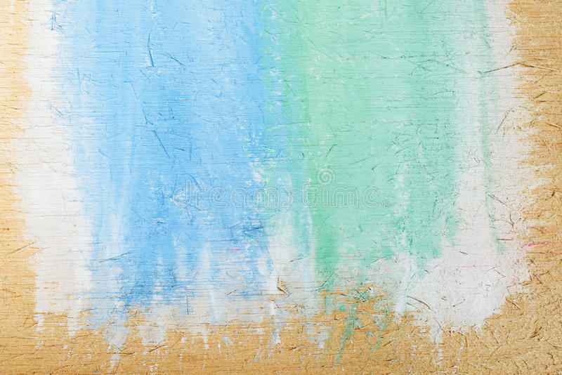 Watercolor wood. Texture- tree cracked plywood. watercolor wood structure stock photo