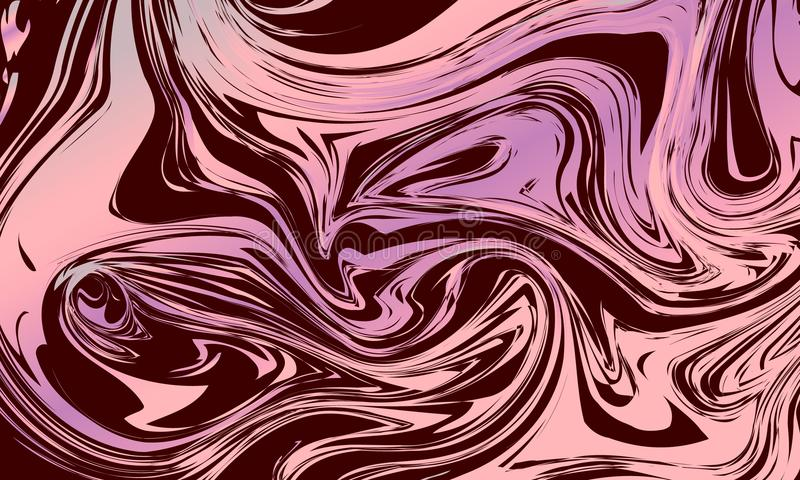 Colorful lilac marbling texture, stock photos