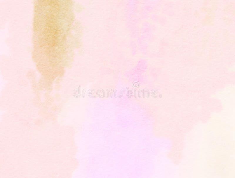 Watercolour-Papierbeschaffenheit vektor abbildung