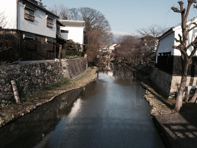 watercourse arkivbild