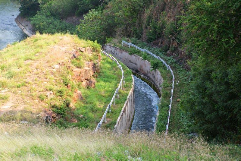 watercourse arkivfoto