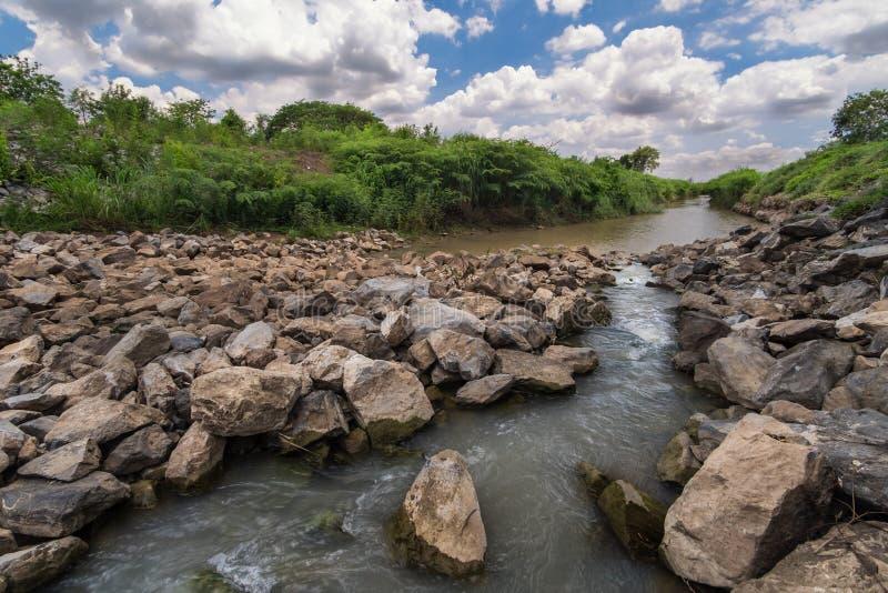 watercourse royaltyfria foton