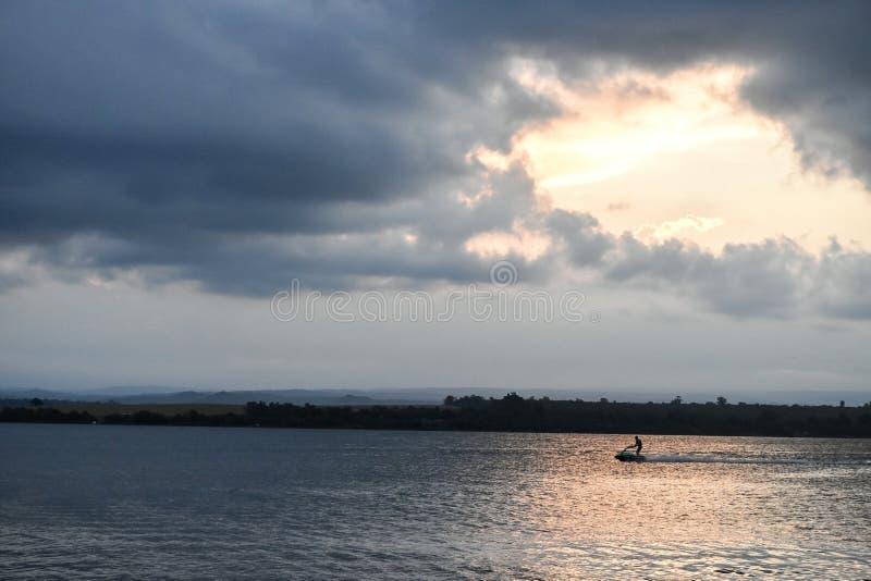 Watercraft personale fotografie stock libere da diritti