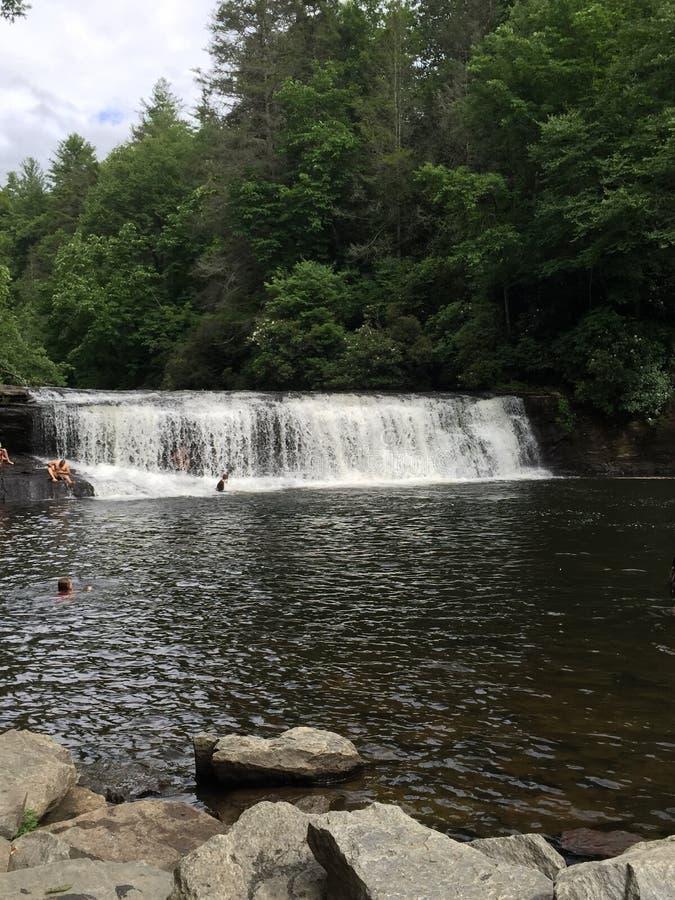 Waterdaling stock foto's