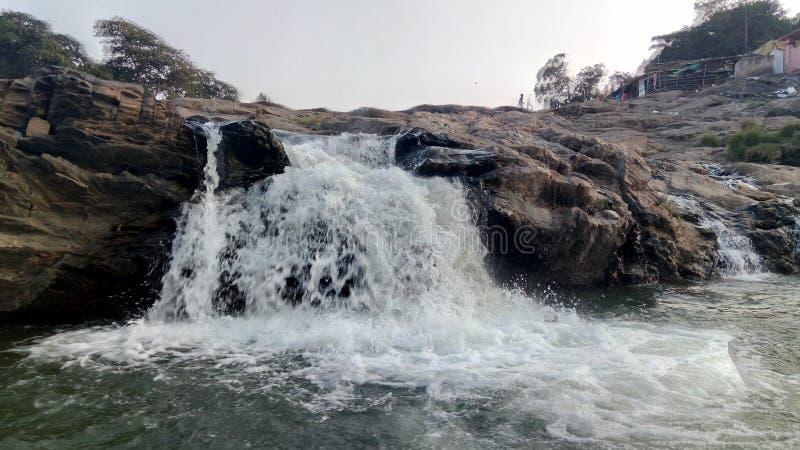 Waterdaling stock afbeeldingen