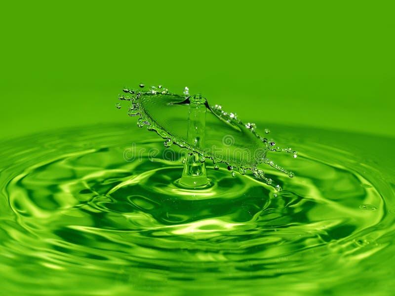 Waterdrop immagini stock