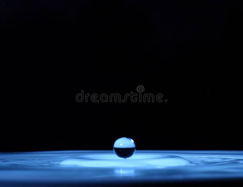 Waterdrop imagem de stock