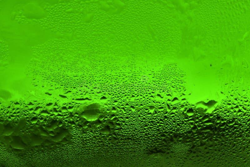 Waterdrops fotografia stock