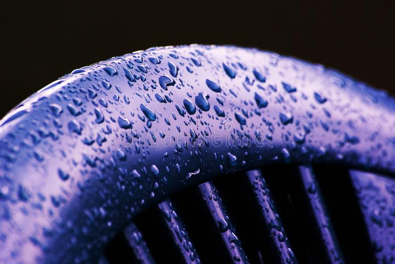 Download Waterdrops on a chair stock photo. Image of beautiful - 5699978
