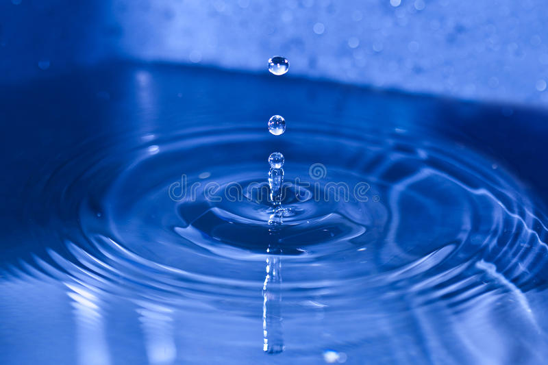 Download Waterdrops stock photo. Image of drops, faucet, waves - 36442588